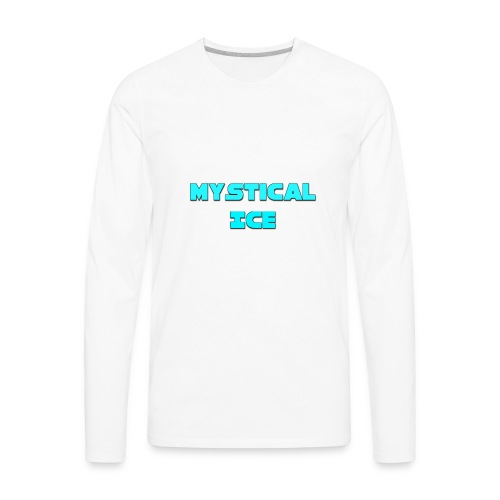 Mystical Ice Merch Is Awesome - Men's Premium Long Sleeve T-Shirt