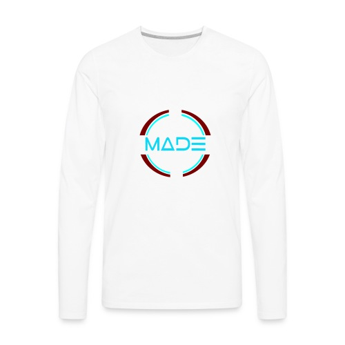 MADE - Men's Premium Long Sleeve T-Shirt