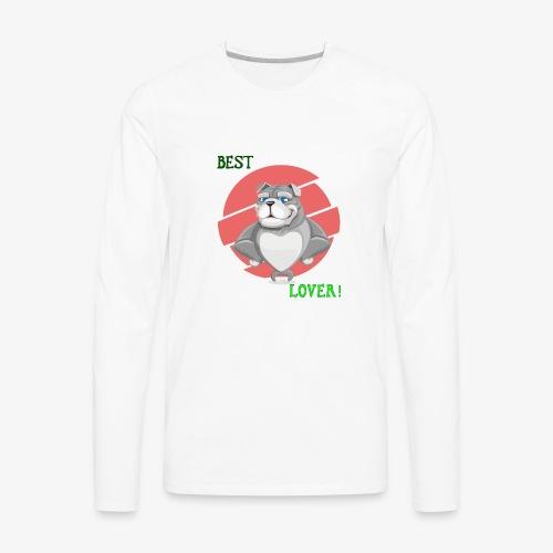 Ultimate Dog Lover! - Men's Premium Long Sleeve T-Shirt