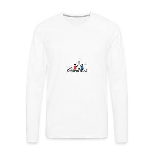 ContraVsSoul - Men's Premium Long Sleeve T-Shirt