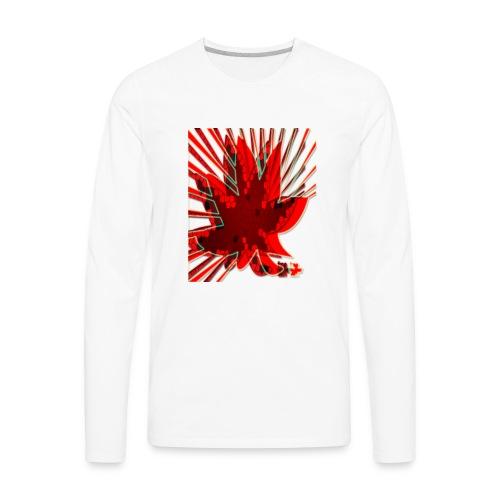 Marijuana T - Men's Premium Long Sleeve T-Shirt