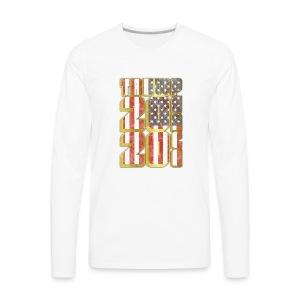 TRUMP PENCE 2020 - Men's Premium Long Sleeve T-Shirt
