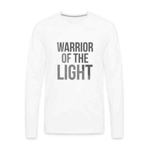 Light Warrior - Men's Premium Long Sleeve T-Shirt