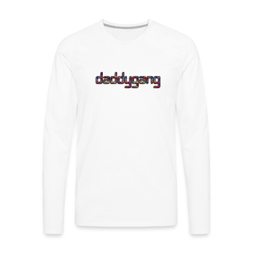 daddygang merchandise - Men's Premium Long Sleeve T-Shirt