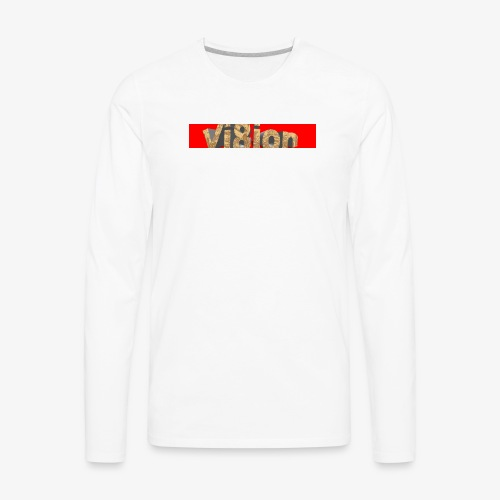 Vi8ion - Men's Premium Long Sleeve T-Shirt