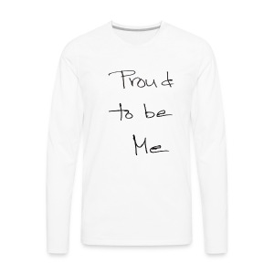 proud - Men's Premium Long Sleeve T-Shirt