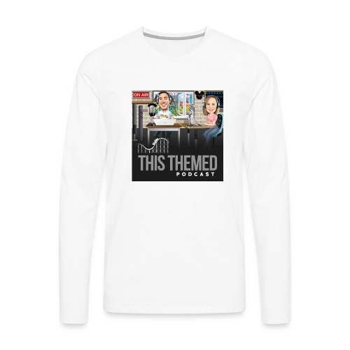 This Themed Podcast - Men's Premium Long Sleeve T-Shirt