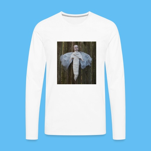 Moth Doll - Men's Premium Long Sleeve T-Shirt