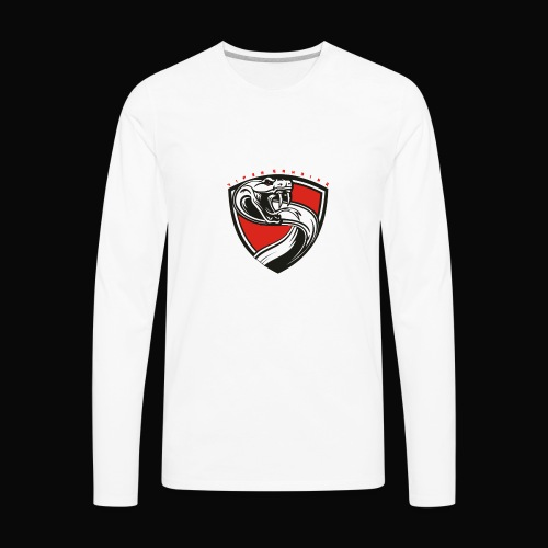 Vip3rgam3ing - Men's Premium Long Sleeve T-Shirt