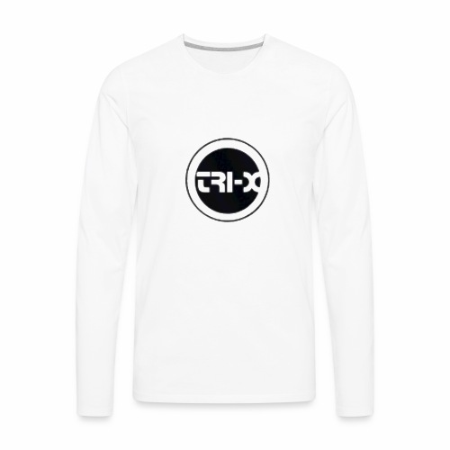 Tri-X - Men's Premium Long Sleeve T-Shirt