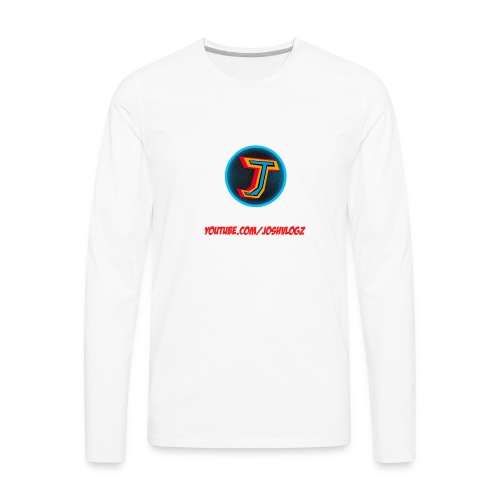 iPhone-Merch - Men's Premium Long Sleeve T-Shirt