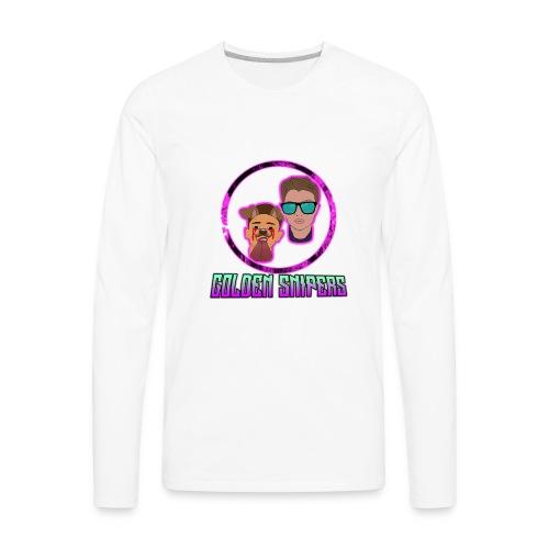 merch_logo - Men's Premium Long Sleeve T-Shirt