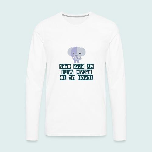 DREAM - Men's Premium Long Sleeve T-Shirt