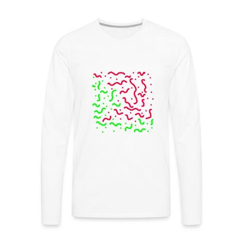 Worms - Men's Premium Long Sleeve T-Shirt