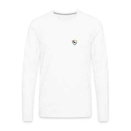ravenlogo2 - Men's Premium Long Sleeve T-Shirt