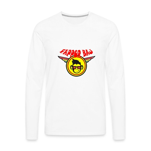 Fappor Baj - Men's Premium Long Sleeve T-Shirt