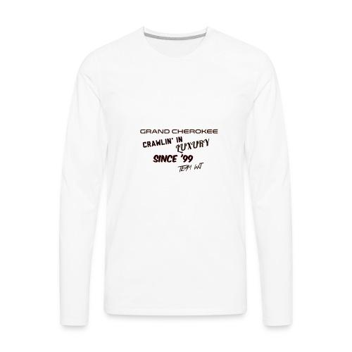 Luxury - Men's Premium Long Sleeve T-Shirt
