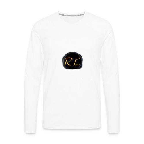 First ever logo - Men's Premium Long Sleeve T-Shirt