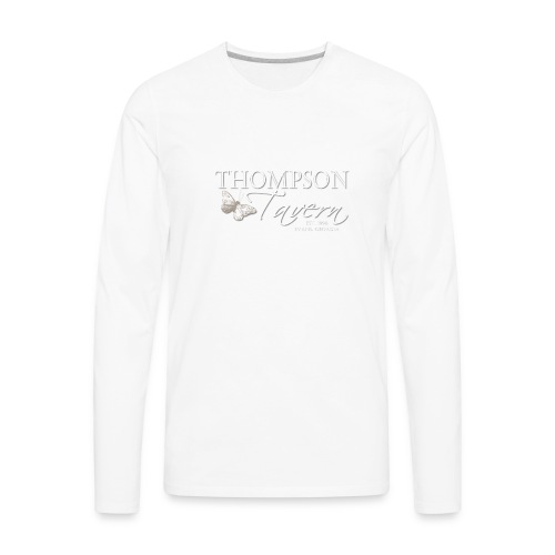 Tavern logo - Men's Premium Long Sleeve T-Shirt