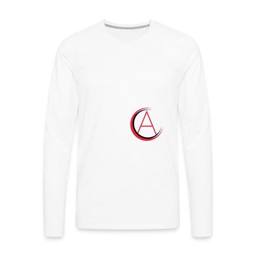 vector - Men's Premium Long Sleeve T-Shirt