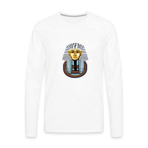 tutankhamun - Men's Premium Long Sleeve T-Shirt