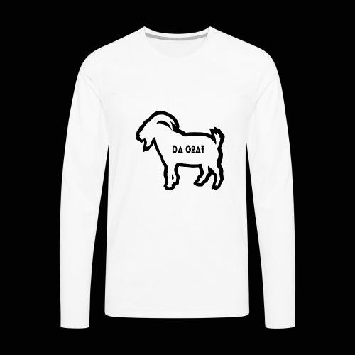 Tony Da Goat - Men's Premium Long Sleeve T-Shirt