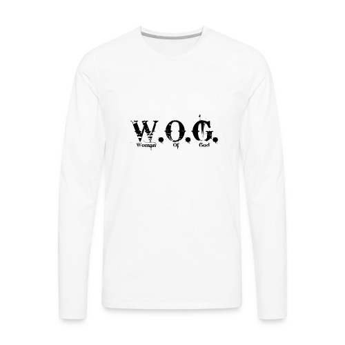 wog1 - Men's Premium Long Sleeve T-Shirt