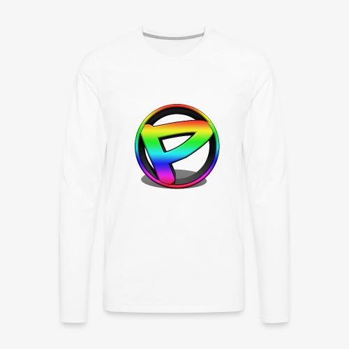 PoisonousGamer T-Shirt - Men's Premium Long Sleeve T-Shirt