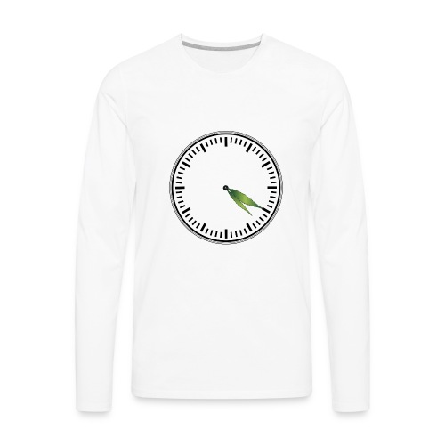 420 Time - Men's Premium Long Sleeve T-Shirt