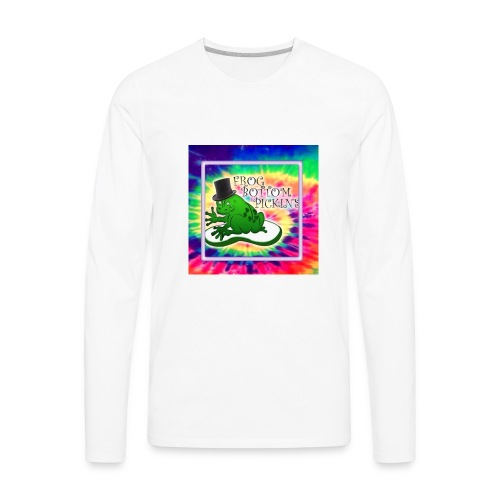 frog bottom pickens - Men's Premium Long Sleeve T-Shirt