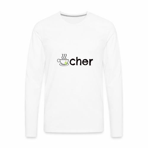 Teacher Tee Shirt - Men's Premium Long Sleeve T-Shirt
