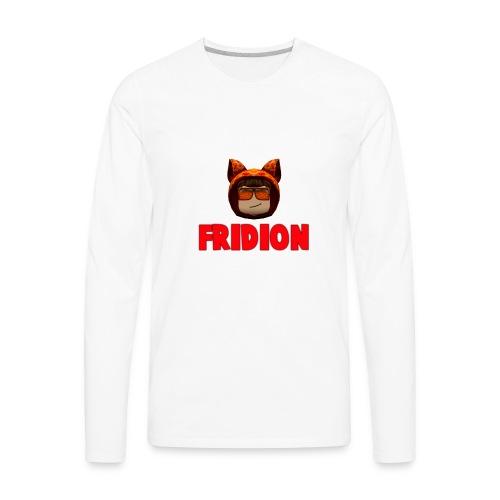 Fridion Button - Men's Premium Long Sleeve T-Shirt