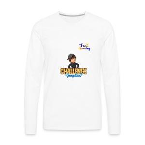 FrazGaming - Men's Premium Long Sleeve T-Shirt