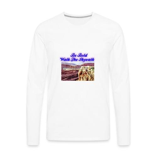 MyLogo20180816213759 4096x4096 - Men's Premium Long Sleeve T-Shirt