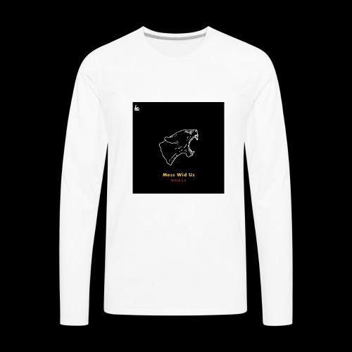 Mess Wid Us - Men's Premium Long Sleeve T-Shirt
