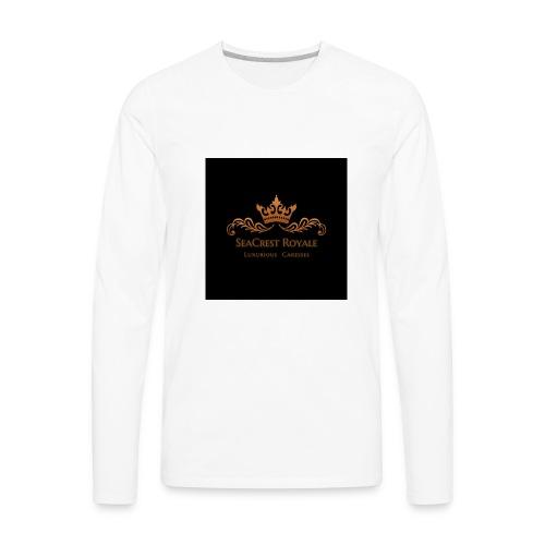 SeaCrest Royale2 - Men's Premium Long Sleeve T-Shirt