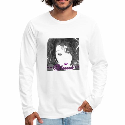 Jacques blessed - Men's Premium Long Sleeve T-Shirt