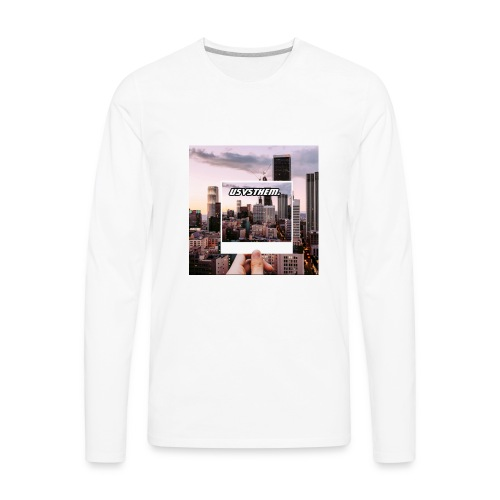 Skyline Poloraoid series - Men's Premium Long Sleeve T-Shirt