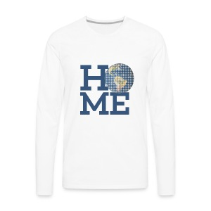 Save the planet - Men's Premium Long Sleeve T-Shirt
