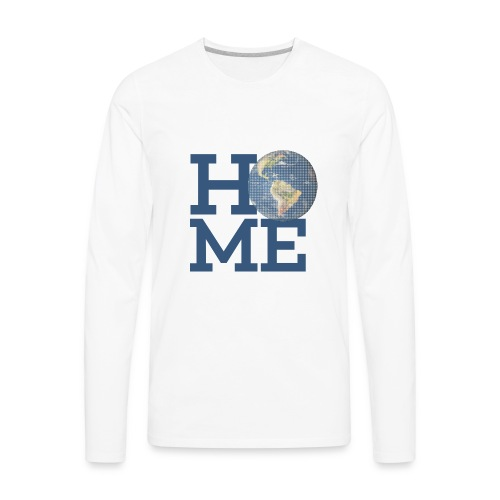 Save the planet - Men's Premium Long Sleeve T-Shirt