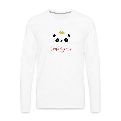 Lloyd Beats Original - Men's Premium Long Sleeve T-Shirt