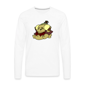 Smol Bean Kench - Men's Premium Long Sleeve T-Shirt