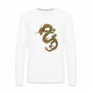 DRRAGON - Men's Premium Long Sleeve T-Shirt