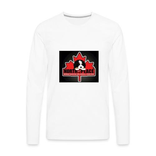 NPBMDRS Logo - Men's Premium Long Sleeve T-Shirt
