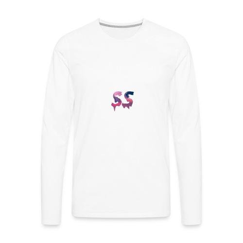 savage squad center - Men's Premium Long Sleeve T-Shirt
