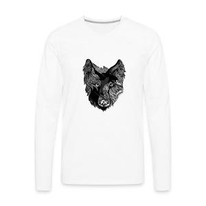 Odin-Born - Men's Premium Long Sleeve T-Shirt