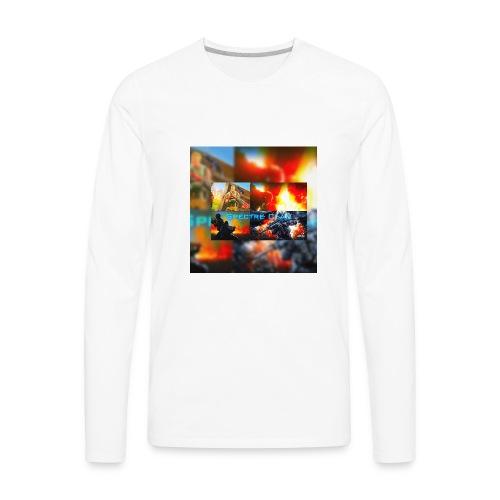 41AE4F02 E727 4E11 AE6E D32163F48E4C - Men's Premium Long Sleeve T-Shirt