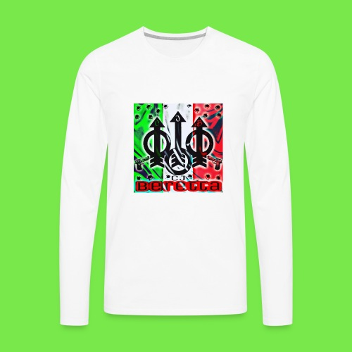 CJ Beretta - Men's Premium Long Sleeve T-Shirt