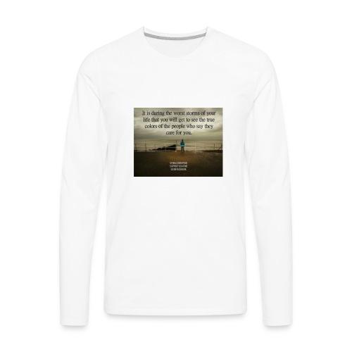 TM - Men's Premium Long Sleeve T-Shirt