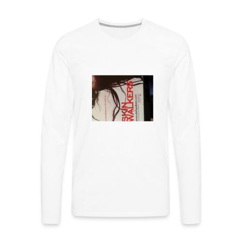 To your dog - Men's Premium Long Sleeve T-Shirt